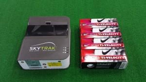 弾道測定機 スカイトラック(SkyTrak)