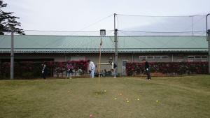 おおむらさきゴルフ倶楽部 ゴルフ場 画像 写真 練習場
