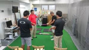 4スタンス理論ゴルフセミナー