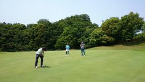 2016年5月21日 ゴルフステーション新宿 懇親ゴルフ会|