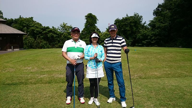 2016年5月21日 ゴルフステーション新宿 懇親ゴルフ会
